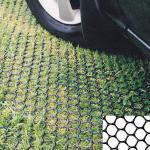 Zatrávňovacie panely plastové